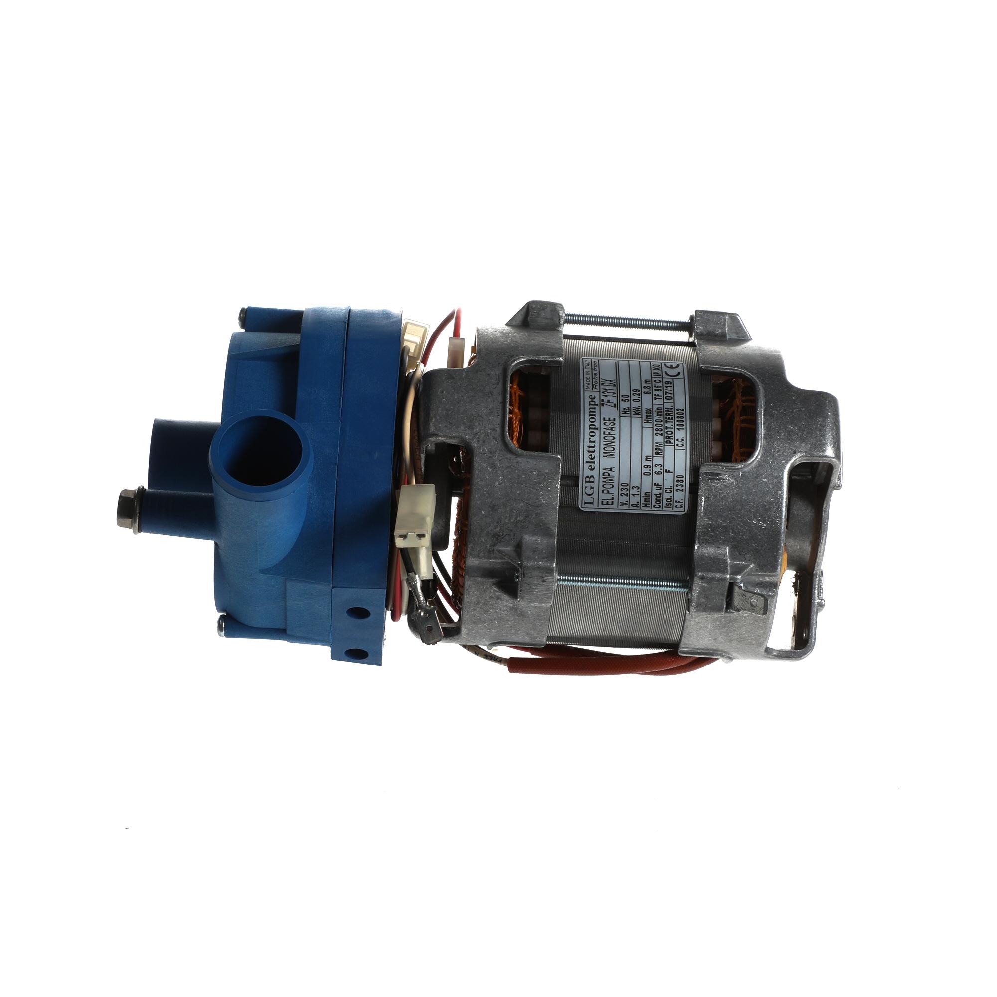 Internal Rinse Pump
