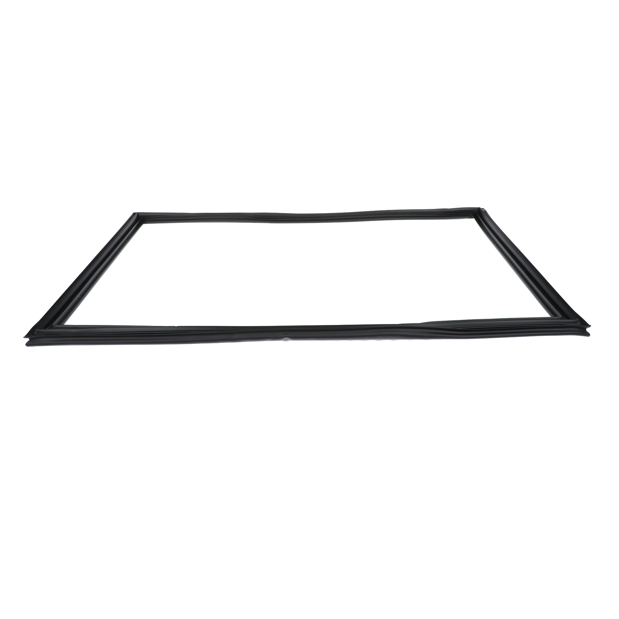 DOOR GASKET 403.5X636MM MAGNETIC BLACK