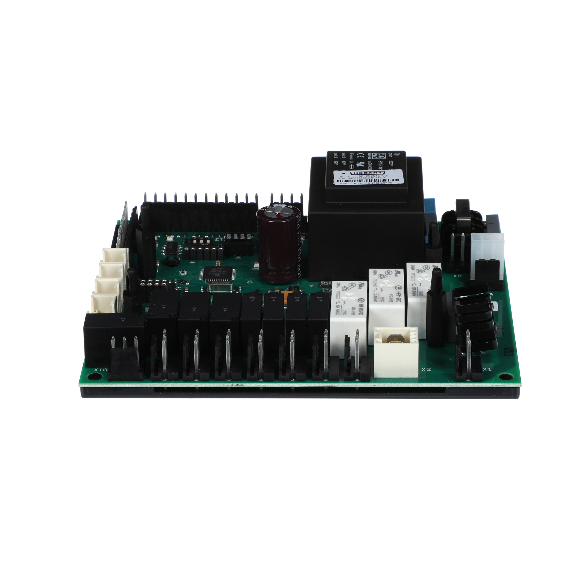 CONTROL UNIT (WITHOUT E-PROM)
