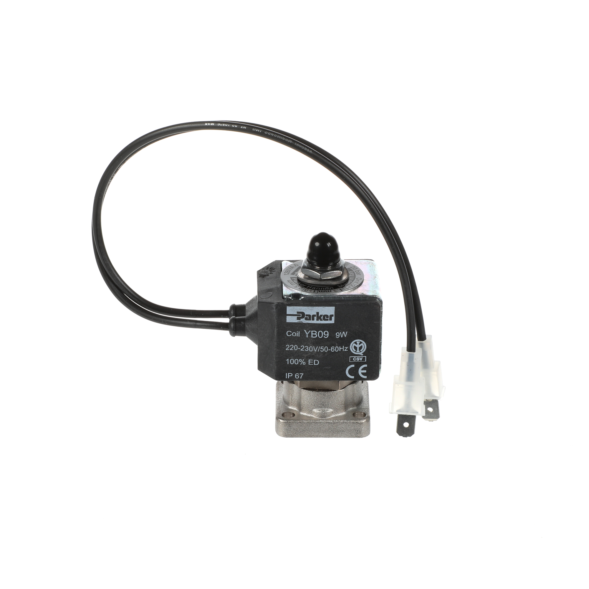 3 Way Group Head Solenoid Valve 220
