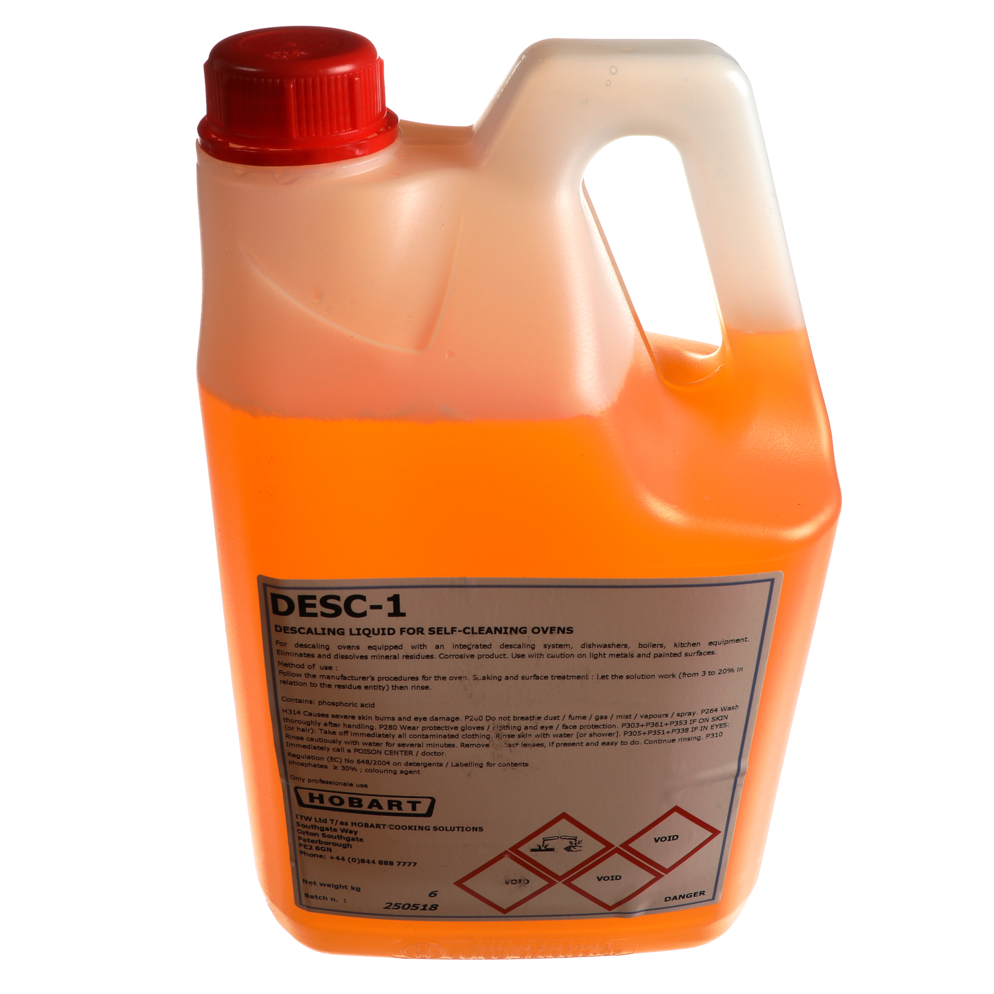 Descale product 1 x 5ltr
