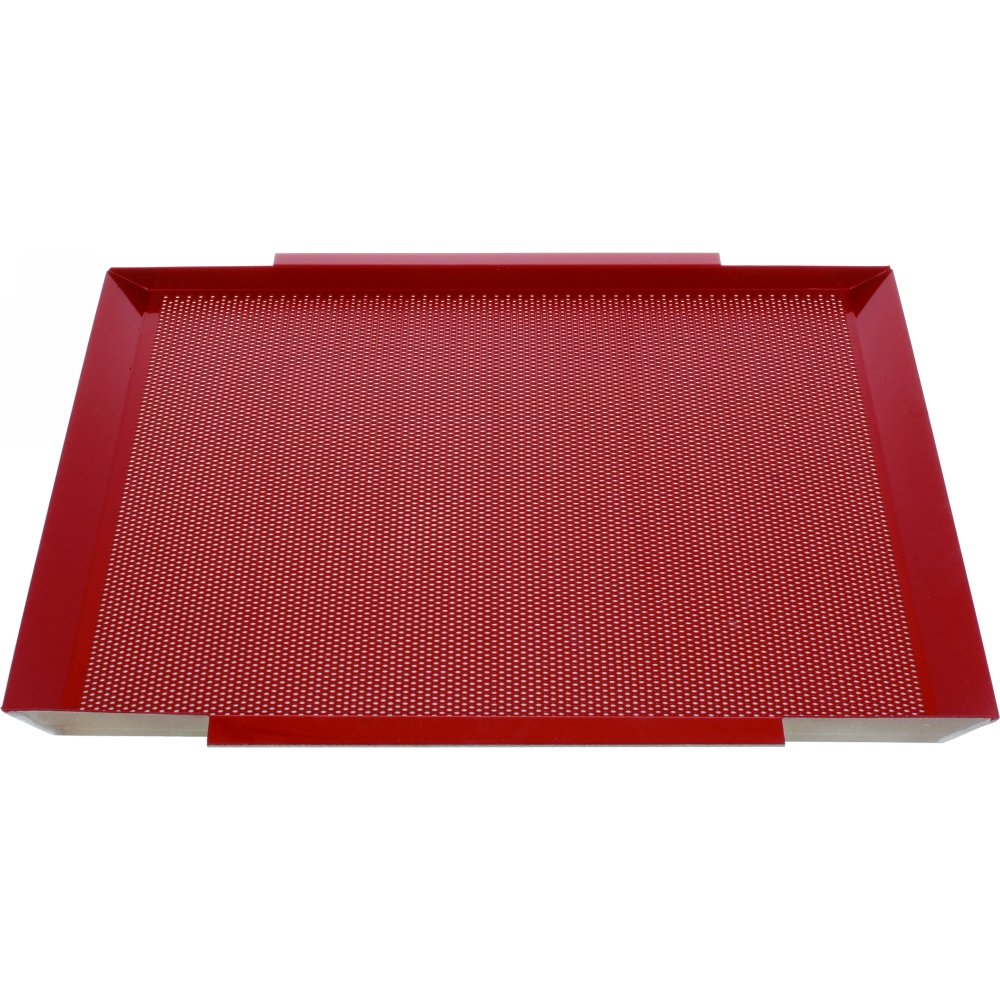 SILICON COATED PERFORATED TRAY